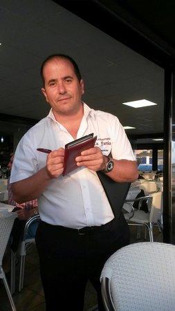 La Farola: Der beste Kellner aller Zeiten