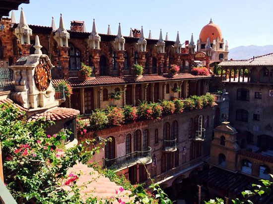 The Mission Inn Hotel and Spa: Just one view of this enchanting property