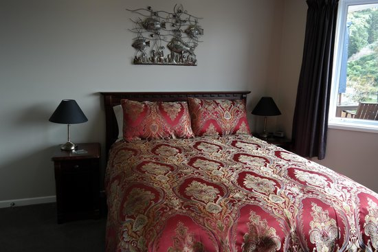 Sounds Vista Bed & Breakfast: Rm1- Queen bed