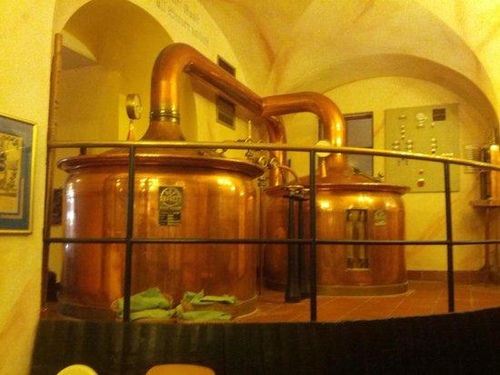 Konig von Flandern: Своя пивоварня