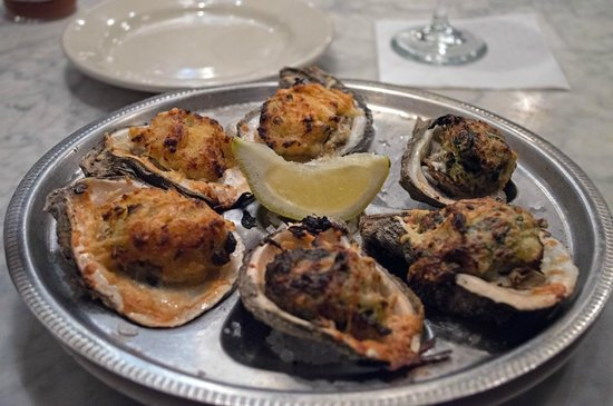 Royal House: Oyster duo