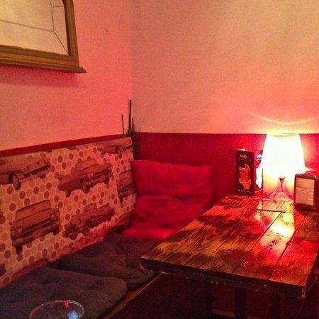 Chill Bar Barcelona: внутри