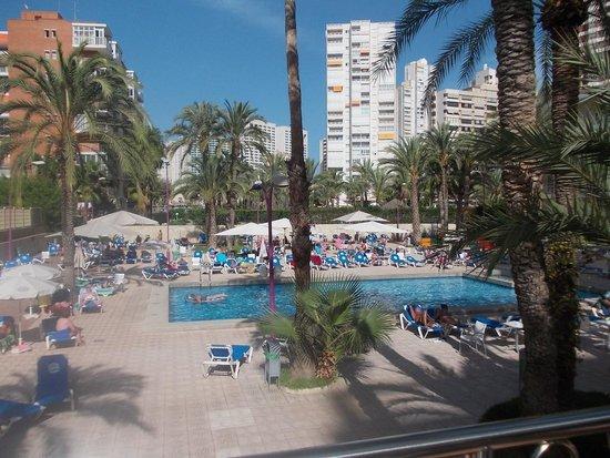 Servigroup Calypso: Hotel pool