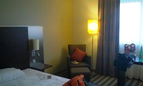 Mercure Hotel Duisburg City: Standard Room