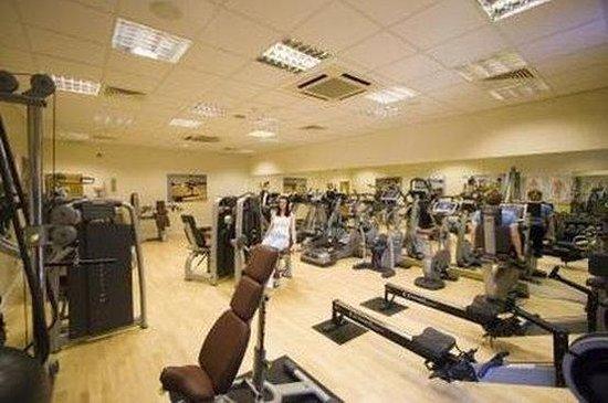 Grosvenor Pulford Hotel & Spa: Health Club