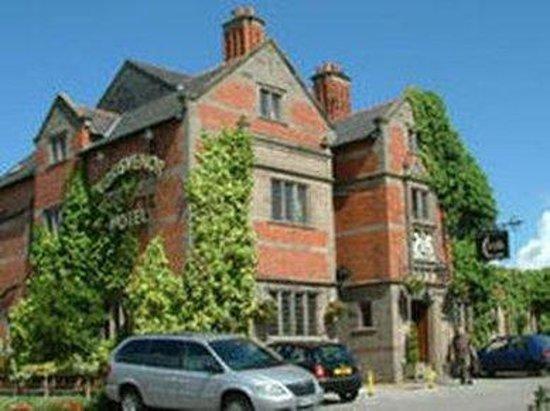 Grosvenor Pulford Hotel & Spa: Exterior View