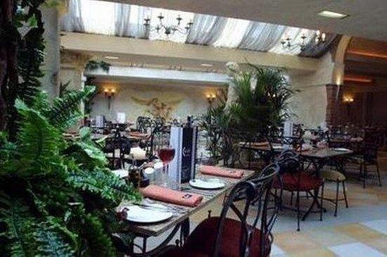 Grosvenor Pulford Hotel & Spa: Restaurant