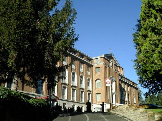 Villa aurelia foto di villa aurelia roma tripadvisor for Via leone xiii roma