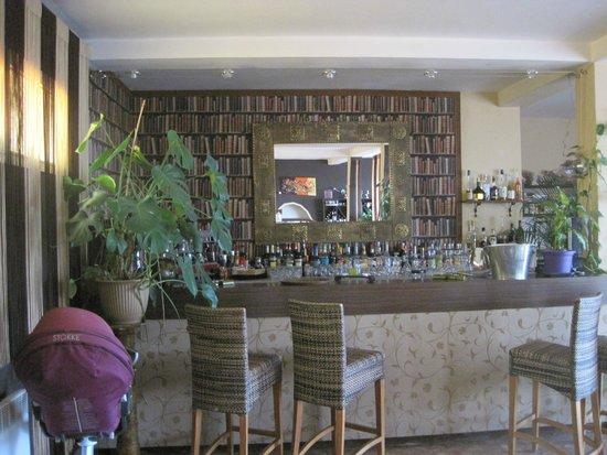 Hotel Scandola: Bar