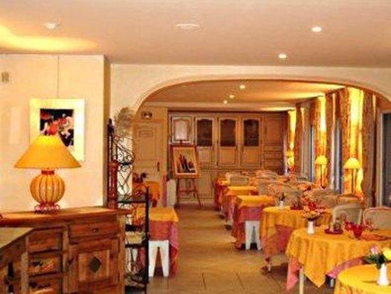Inter Hotel Mireille: Restaurant