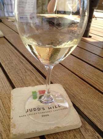 """Judd's Hill Winery and MicroCrush: """"The wine"""""""