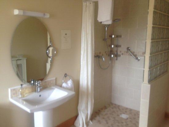 Ardmore Bed & Breakfast: Bedroom 2 Shower
