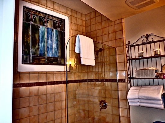 Hotel Sausalito : Bathroom