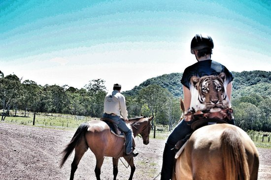Equathon Horse Riding Tours - Day Tours : Back in the saddle again
