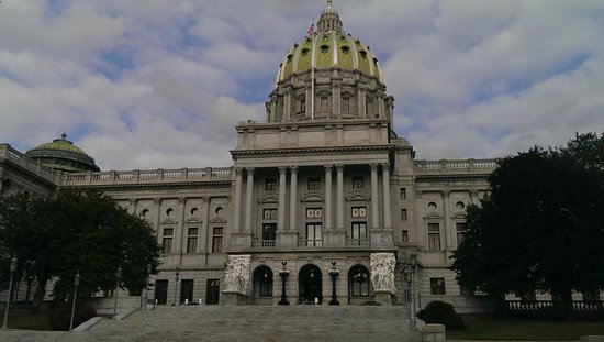 Pennsylvania State Capitol - Harrisburg