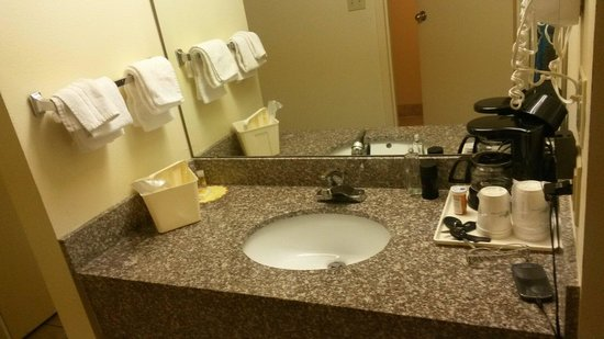 Days Inn N Orlando/Casselberry : Nice clean.