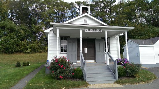 The Amish Village: The one-room school house