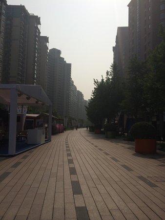 HuangJinCheng Dao BuXingJie