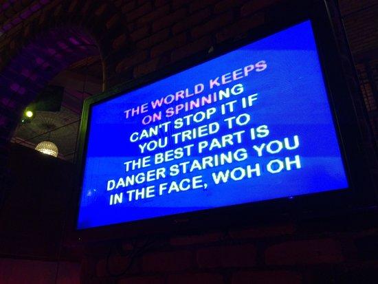 O'connells Bar : Karaoke!