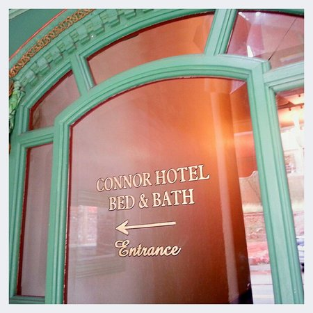 Connor Hotel of Jerome: Connor Hotel.