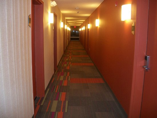 Home2 Suites by Hilton Pittsburgh / McCandless, PA: hallway