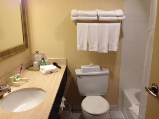 Bathroom Fixtures Laval Qc holiday inn laval montreal - updated 2017 prices & hotel reviews