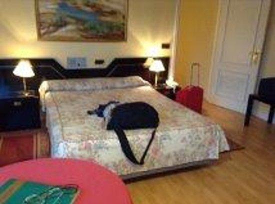 Gran Hotel San Martin: Habitacion