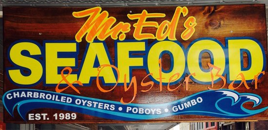 Mr. Ed's Oyster Bar & Fish House