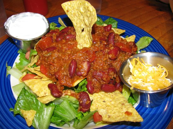 Cowboy Lodge and Grill : Chili