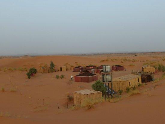 Ali & Sara's Desert Palace: Camp