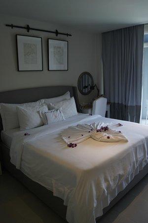 Sugar Marina Resort - Nautical - Kata Beach : Bed