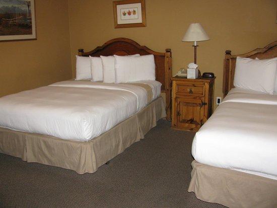Miller Park Lodge: Miller Park Room