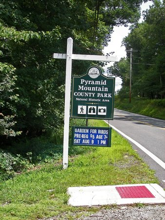 Pyramid Mountain Natural Historic Area