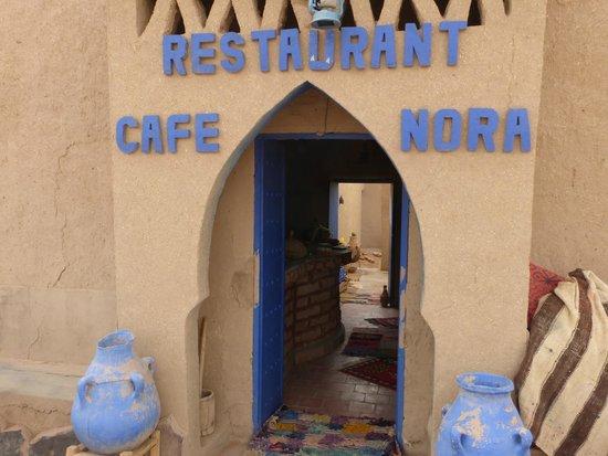 Restaurant Cafe NORA: Entrance