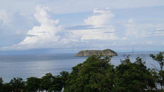 Hotel Costa Verde: Excelente vista desde lo alto