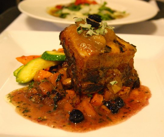 Greenville Inn at Moosehead Lake: Delectable Fine Dining