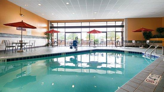 Best Western Premier Nicollet Inn Indoor Pool