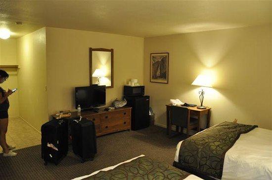Mariposa Lodge: Hab. II