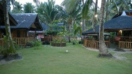 Bamboo Garden Bar and Lodging: Bamboo Garden