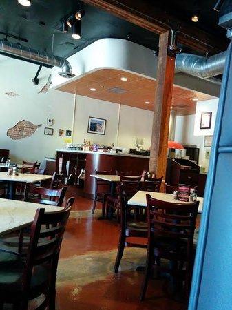 Fuoco Pizzeria Napoletana : restaurant