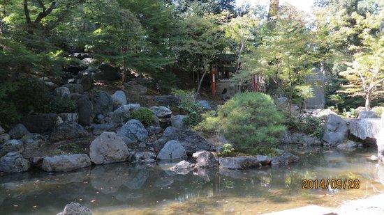 Nagaoka Tenmangu: 錦水苑