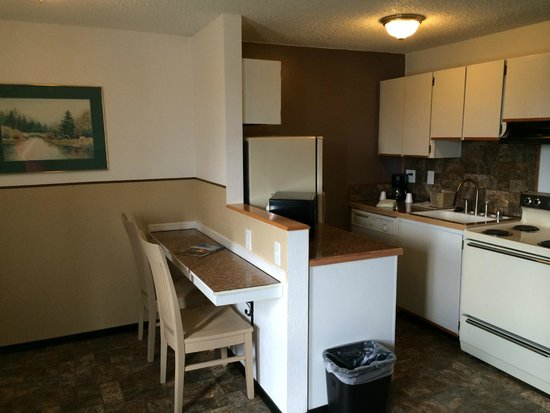 Kennewick Suites : great to have a kitchen saves alot of money
