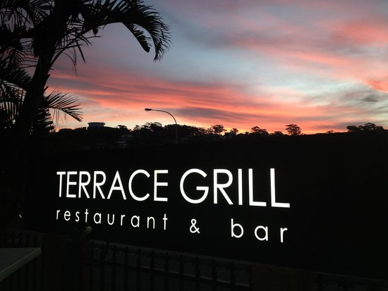 Terrace grill restaurant bar terrigal restaurant for Terrace grill