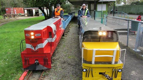 Esplanade Scenic Railway Palmerston North 2018 All You Need To Know Before Go With Photos New Zealand Tripadvisor