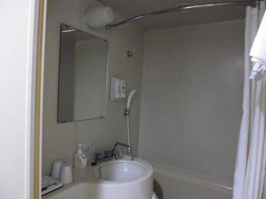 Comfort Hotel Okayama: 部屋