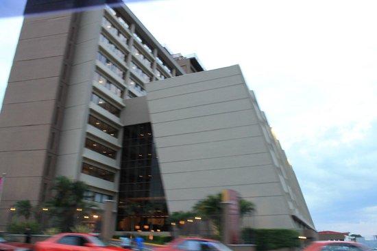 Crowne Plaza Hotel Corobici : Hotel