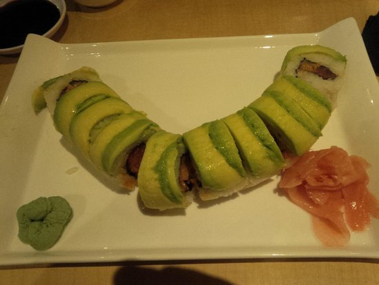 Samurai Sushi: Awesome Sushi