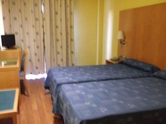 Camino de Granada Hotel: 客室