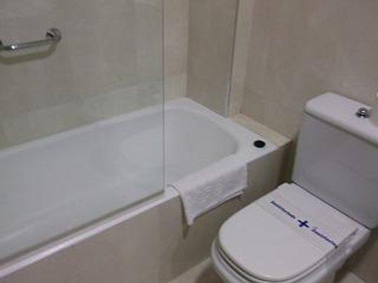 Camino de Granada Hotel: 浴室