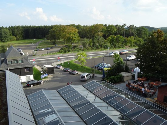 Dorint Am Nuerburgring Hocheifel: View from room
